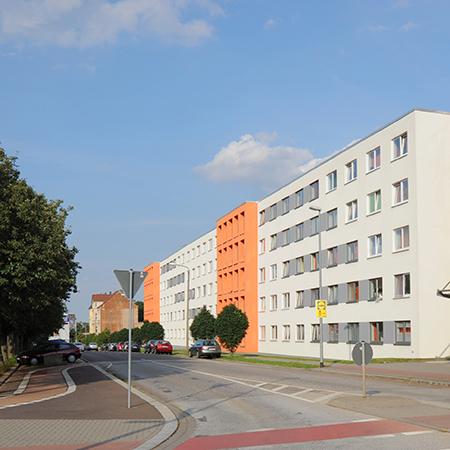 Campus House Ernst-Lehmann-Straße Magdeburg